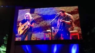 Farm Aid 2016 - Dave Matthews & Tim Reynolds - Ants Marching