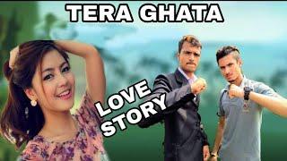 Isme Tera Ghata || Sad Love Story || By Gajendra Verma