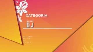 MELHOR DJ- 2014