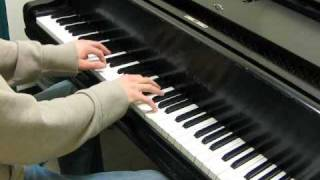 Piano Cover: To Build a Home (by The Cinematic Orchestra)