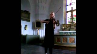 Tango of Death by Christin Kartajainen violinist