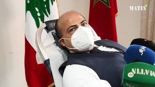 Rabat : L'Ambassade du Liban organise une campagne de don du sang