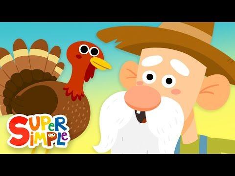 Old MacDonald Had A Farm (2018) | Nursery Rhymes | Super Simple Songs - YouTube