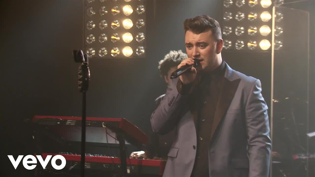 Date For Sam Smith Tour In Salt Lake City Ut