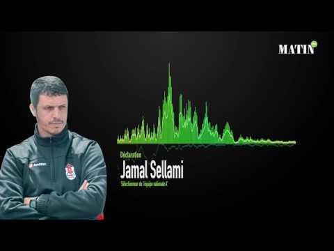 """Jamal Sellami : """"L'objectif de ce stage est de bien se préparer pour les matchs amicaux de ce mois"""""""