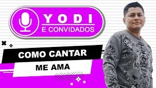 """Como cantar -""""ME AMA - How He loves"""" - VOCATO"""