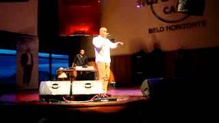 Nelson Freitas - Nha Primere Amor - Ao vivo no Hard Rock Café - Belo Horizonte tem mel