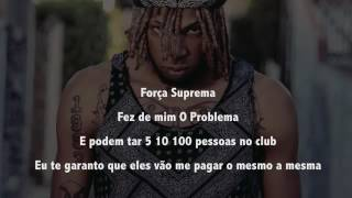 Monsta   Chaves Trancado (Video Letra) - Portal King Stiloh