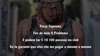 Monsta   Chaves Trancado (Video Letra) - Portal King Stiloh