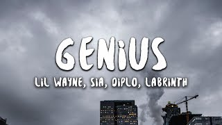 LSD - Genius ft. Lil Wayne, Sia, Diplo, Labrinth (Lyrics)