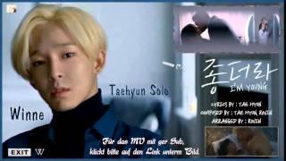 Taehyun of Winner (위너) - I'm young (좋더라 ) k-pop [german Sub]