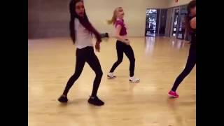 """That's What I Like"" ft Kelly Grace, Jayden and Saryna. Rumer Noel Choreography"