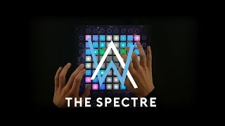 Alan Walker - The Spectre // Launchpad PRO Cover (Nitrotivity X xDarkii Collab)