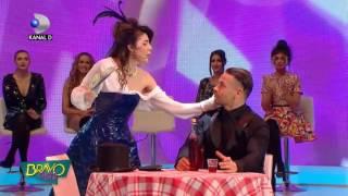 Bravo, ai stil (11.02.2017) - Adela a cantat LIVE in gala! Ce voce frumoasa are!
