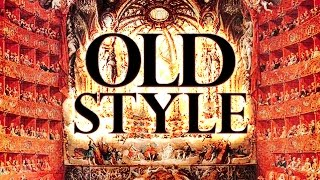 OldStyle - Baroque Remixes - Mysterious (Couperin)