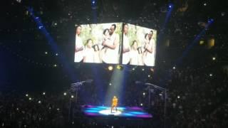 "J. Cole ""She's Mine part 2"" Live @ Barclays"