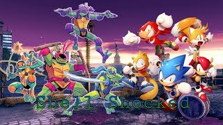 "Sonic And TMNT : ""Shell Shocked"""