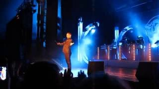 AND ONE - The Sun Always Shines On TV (Aha) HD Live in Magdeburg Altes Theater am 25.04.2015