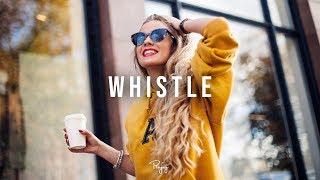 """Whistle"" - Happy Rap Beat | Free New R&B Hip Hop Instrumental Music 2018 | Ihaksi #Instrumentals"
