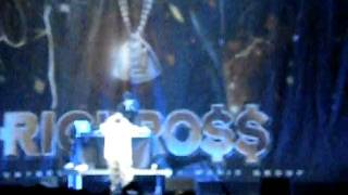 Rick Ross - Aston Martin Music LIVE
