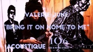 Valerie June - Bring It On Home To Me - Acoustique @Le106