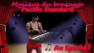 """Musique du braquage """"Pacific Standard"""" (Au synthétiseur)"""