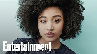 Black Panther Casting: Amandla Stenberg On Why She Bowed Out | News Flash | Entertainment Weekly