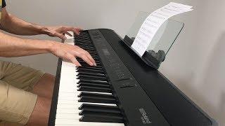 Naruto Shippuden - Despair - Piano cover