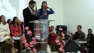 Festividade do Conj: Brilho Celeste 2014 - Pr. Edson e Pamela