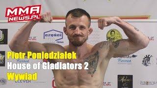 """Piotr Poniedziałek: """"Nie jestem dobrym wyborem Błachuty na powrót do MMA."""""""