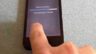 bug schermo iphone 5 (screen broke)