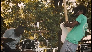 "Cedric Burnside Project - ""Hard Times"" Live 2016 Mighty Mississippi Festival"