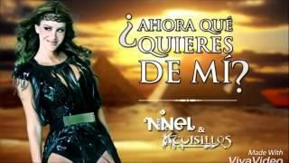 Vivi silva canta ahora que quieres de mi com letra ( cover ) NINEL CONDE e BANDA CUISILLOS