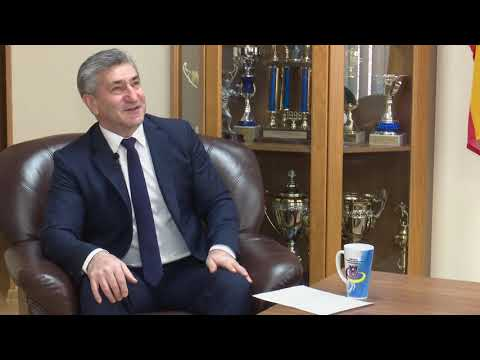Спорт-на-Дону. Спортивные планы 2021 года с Самвелом Аракеляном.