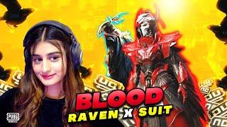 Blood Raven X-Suit  Most Expensive Suit In PUBG Mobile   50,000+ UC payalgaming