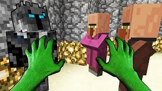 Realistic Minecraft - ZOMBIE ATTACK (PopularMMOs)