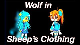 Wolf in Sheep's Clothing | Nightcore | GMV | Gacha Studio