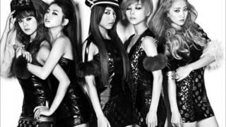 WonderGirls - Be My Baby (Instrumental HQ Version)