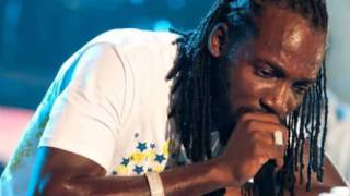 Mavado-Settle Down (cover by : Jah Barie ) new Jan 2012