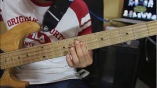 Luz do mundo - Fernandinho (Bass Cover)