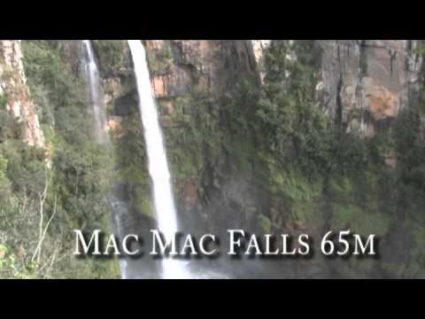 Panorama Waterfalls – South Africa Travel Channel 24