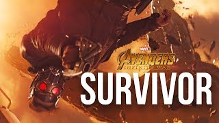 ► Avengers Infinity War | SURVIVOR [all trailers]