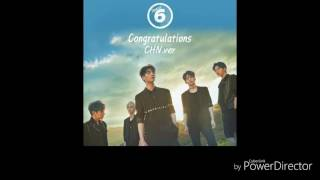 "HitFM首播- DAY6 ""Congratulations"" 中文版 (CHN.Ver)"