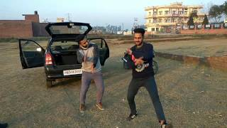 Best bhangra by preet chouhan and Mukesh Gurdaspur