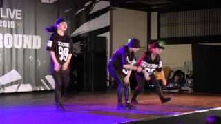 Zeus!! / DANCE@LIVE 2015 FINAL