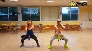 SUBEME LA RADIO  - Enrique Iglesias | Zumba® Choreography by Ricardo & Mélî |
