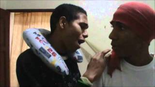Crazy Design ft Carlitos Wey - El Teke Teke Official Video (Misterh & True)