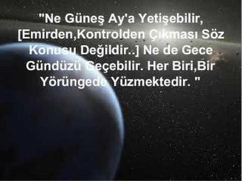 Kur'an Mucizedir...