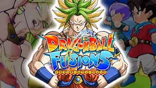 Dragon Ball Fusions English Trailer and Release Date!