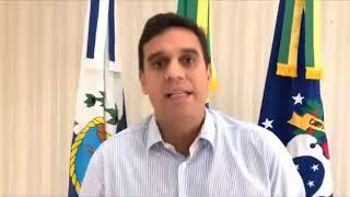 Rafael Diniz fala sobre pagamento de RPAs nesta sexta-feira